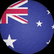 Australia Round Icon