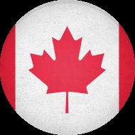 Canada Round Icon